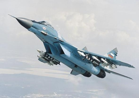 """Mikoyan MiG-29 """"Fulcrum"""" 